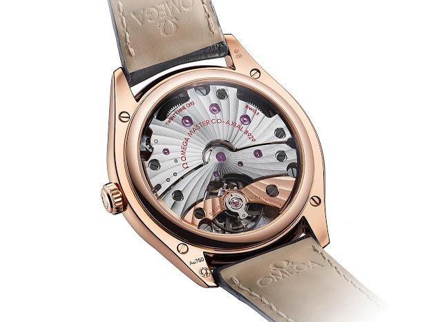 Omega De Ville Trésor Co‑Axial Master Chronometer