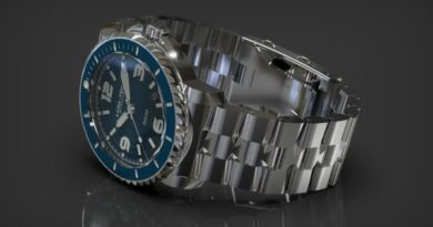 LUM-TEC Anti-Magnetic 350M Diver
