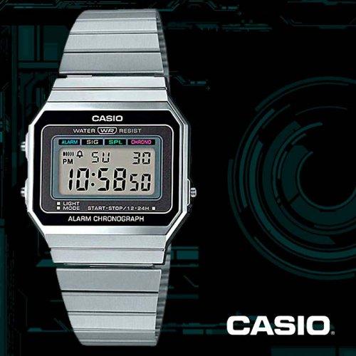 Новинки Casio A700W