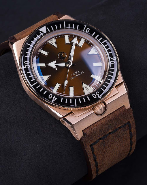 H2O Watch - H2O Tiburon Bronze