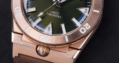 H2O Watch - H2O Tiburon Bronze