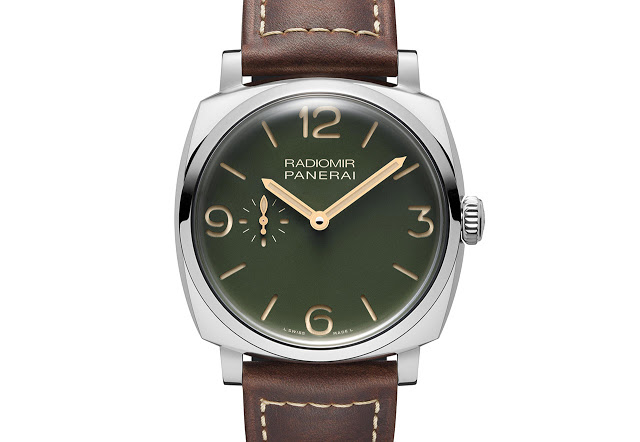 Panerai - Radiomir Military Green Editions