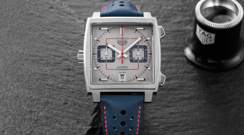 TAG Heuer Monaco 1989-1999 – посвящение девяностым