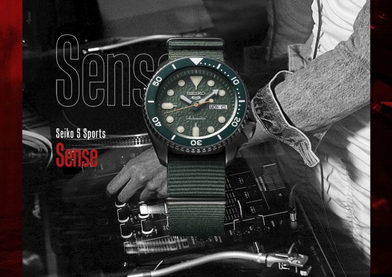 Seiko 5 Sports – перезагрузка