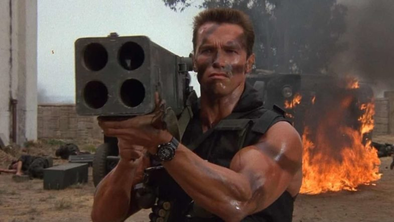 "Seiko Prospex ""Arnie"" - I'll be back!"