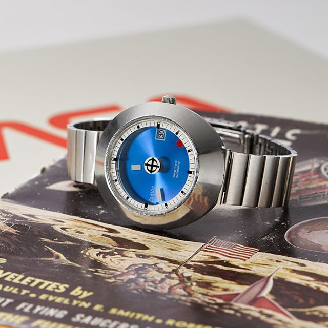 Zodiac Astrographic Automatic Limited Edition