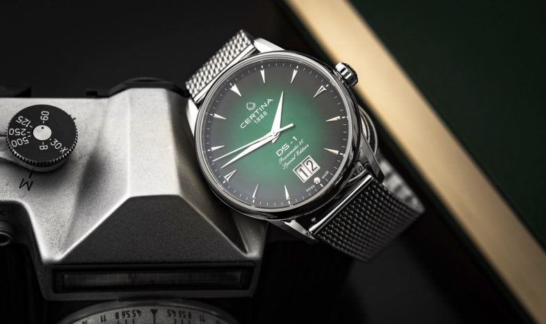 Certina DS-1 Big Date 60th Anniversary Edition
