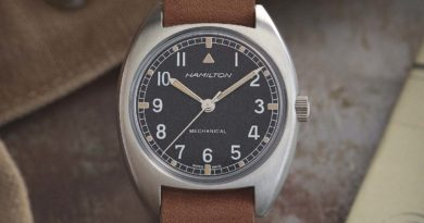 Hamilton Khaki Aviation Pilot Pioneer Mechanical. Современное переиздание военной классики