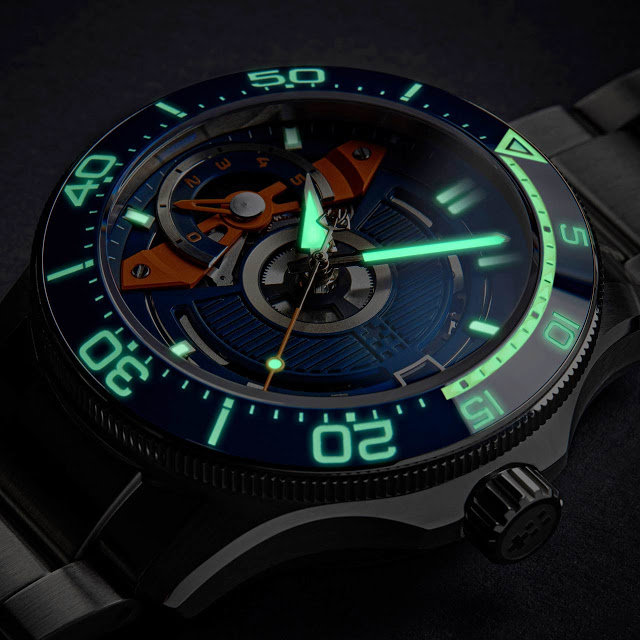 Christopher Ward C60 Apex Limited Edition