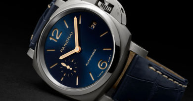 Новинки Panerai в линейке Luminor Due