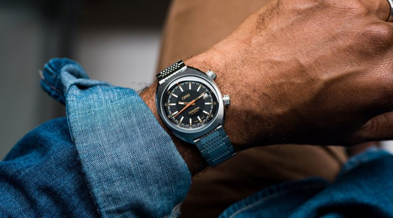 Oris Chronoris Movember Edition 2019