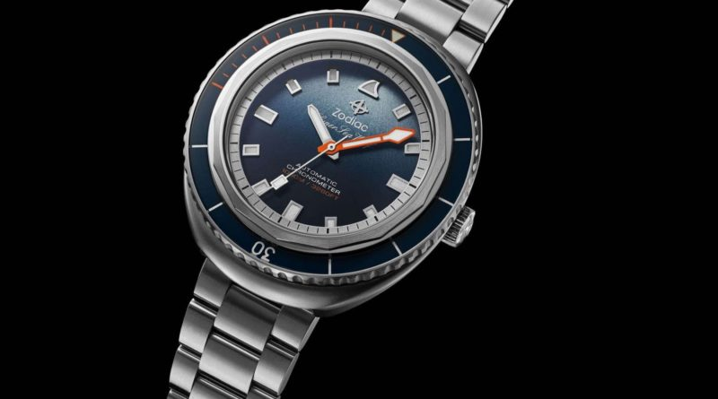 Zodiac Super Sea Wolf 68 Saturation x Andy Mann Limited Edition