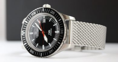 Spinnaker Dumas SP-5081-11: вот это браслет!