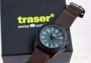 Traser P96 OdP Evolution Petrol: обзор часов от создателя тритиевых туб