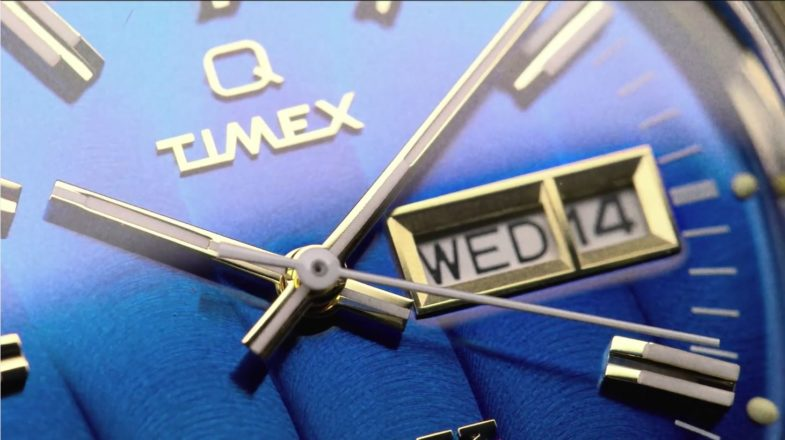 Timex набирает обороты - очередная новинка Falcon Eye