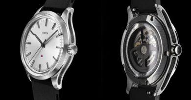 Многослойный минимализм Timex Giorgio Galli S1 Automatic