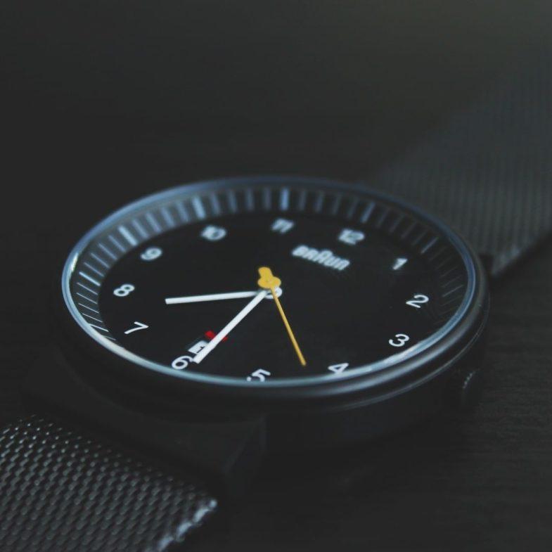 Лучшие дизайнерские часы уходящего года