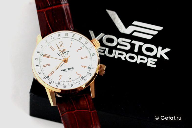 Vostok Europe ГАЗ-14 Лимузин: наш ответ Западу? Обзор часов