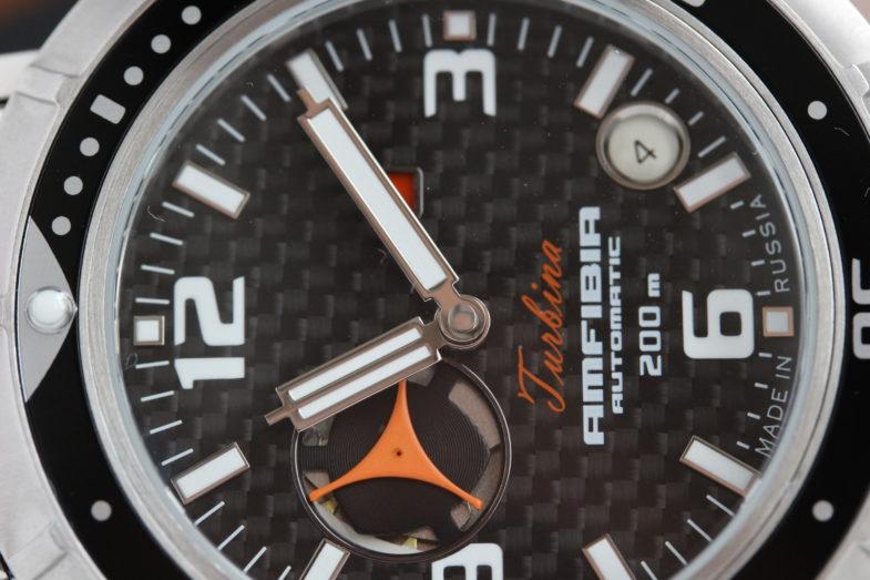Восток Амфибия Турбина: неправильные дайверы, но прекрасные часы