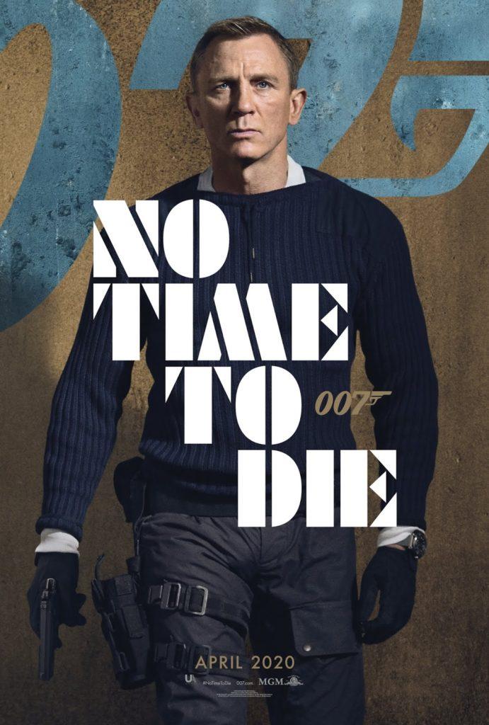 Часы Бонда в No Time To Die