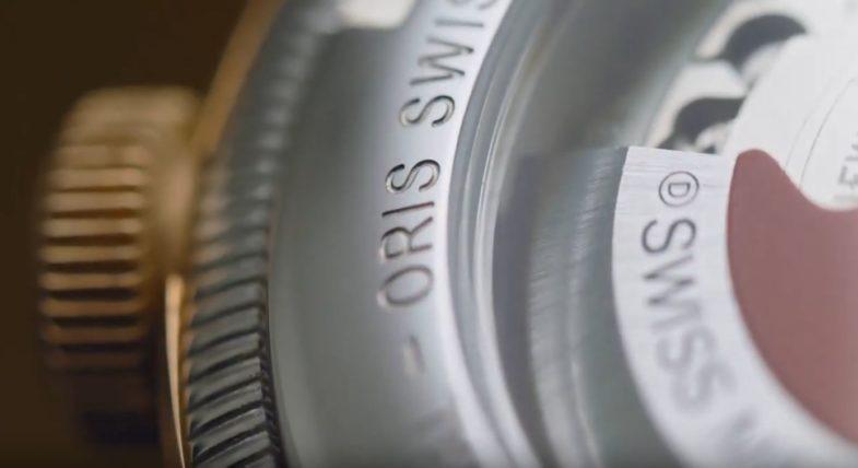 Пилот Oris Big Crown Bronze Pointer Date