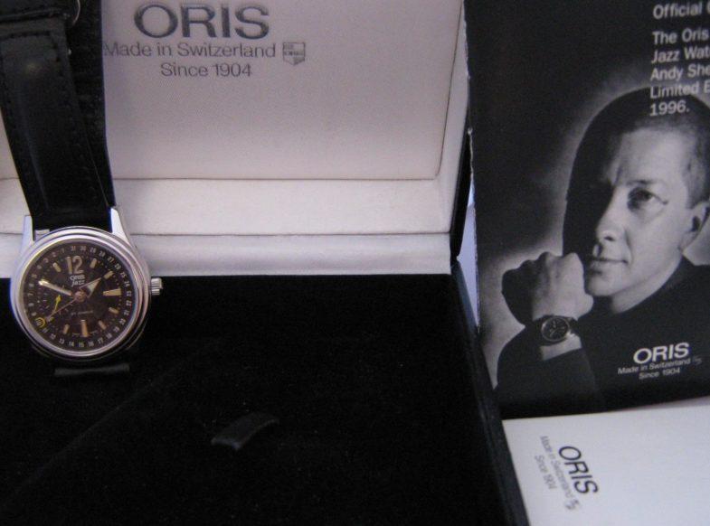 «Джазовая лимитка» Oris James Morrison Academy of Music