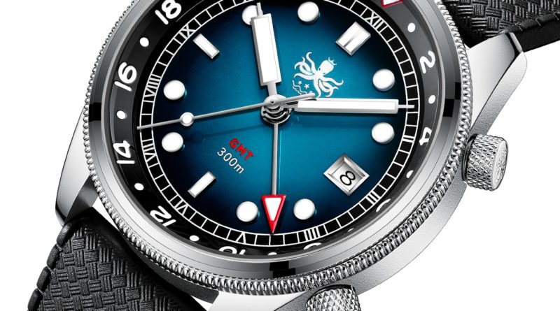 Phoibos Eagle Ray GMT - топовая новинка!