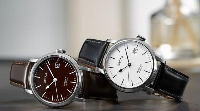 Вторая эмалевая коллекция часов Seiko посвященная Рики Ватанабе
