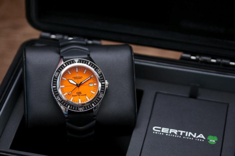Специальное издание Certina DS Super PH500M