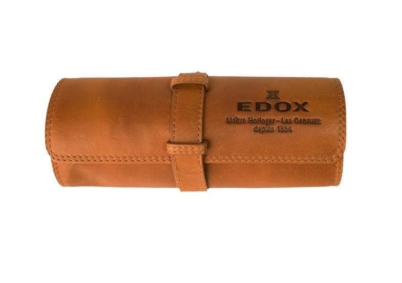 Коллекция Edox Skydiver пополнилась бронзой