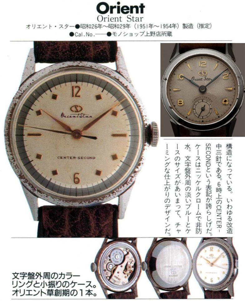 Краткая история компании Orient и две лимитки в честь ее 70-летия