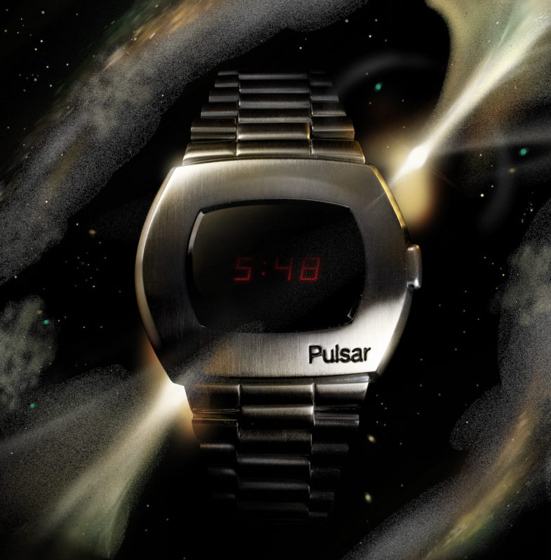 Жизненный цикл Pulsar. Нейтронная звезда часового небосвода