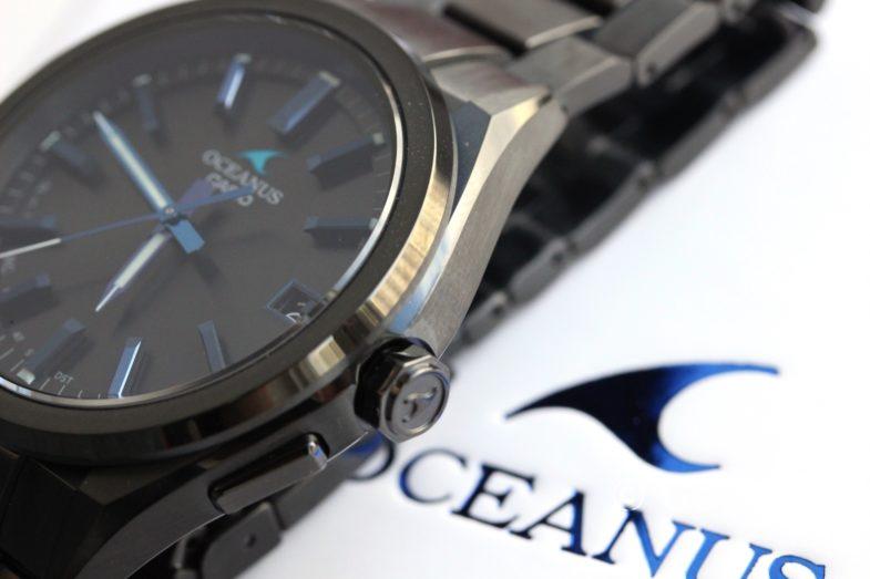 Мой первый обзор Casio Oceanus. И сразу - новинка 2020 года