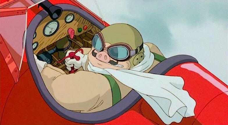 Seiko Presage Studio Ghibli Porco Rosso Collaboration Limited Editions