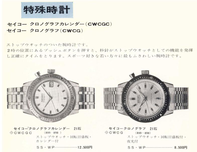 Сравнение стоимости часов Seiko. Полвека назад и сегодня
