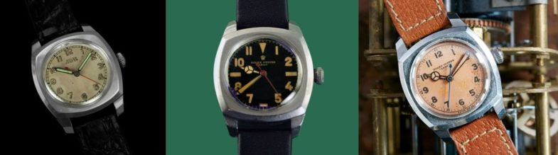 Хомаж Rolex Oyster Army от Venturo