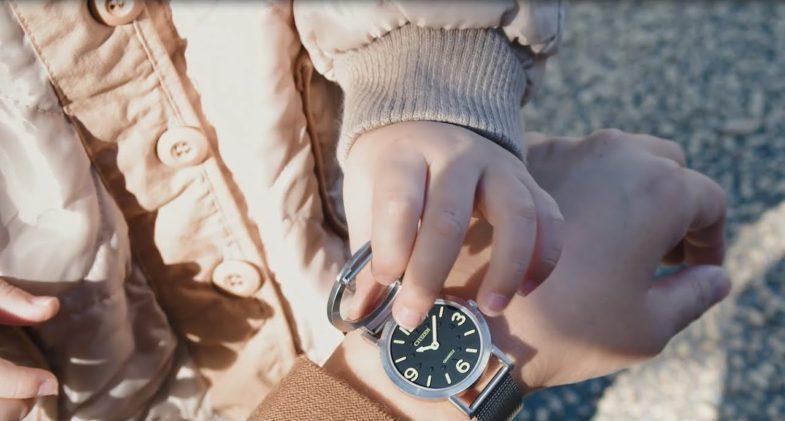 Тактильные часы от Citizen
