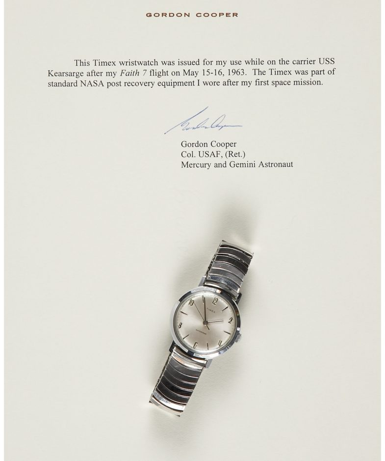 Timex - Ad Astra