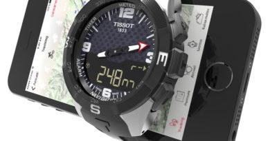 Tissot T-Touch Connect Solar – часы с расширенным функционалом