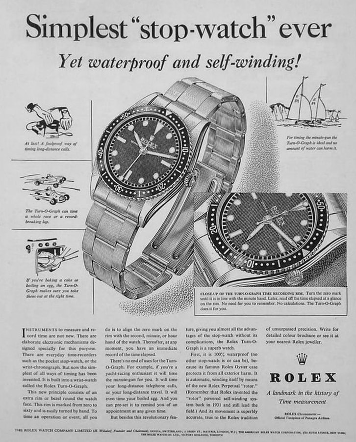 Незамеченная сенсация Invicta Pro Diver 1953