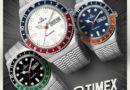 Три новых цвета бестселлер от Timex