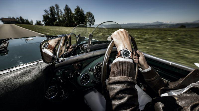 Frederique Constant Vintage Rally Healey – посвящение гоночному автомобилю с непростой историей