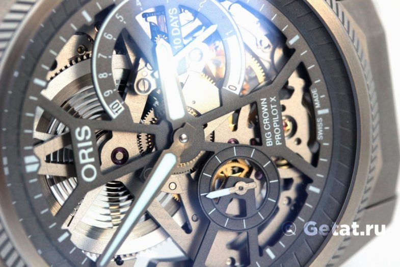 Обзор Oris Big Crown ProPilot X Calibre 115