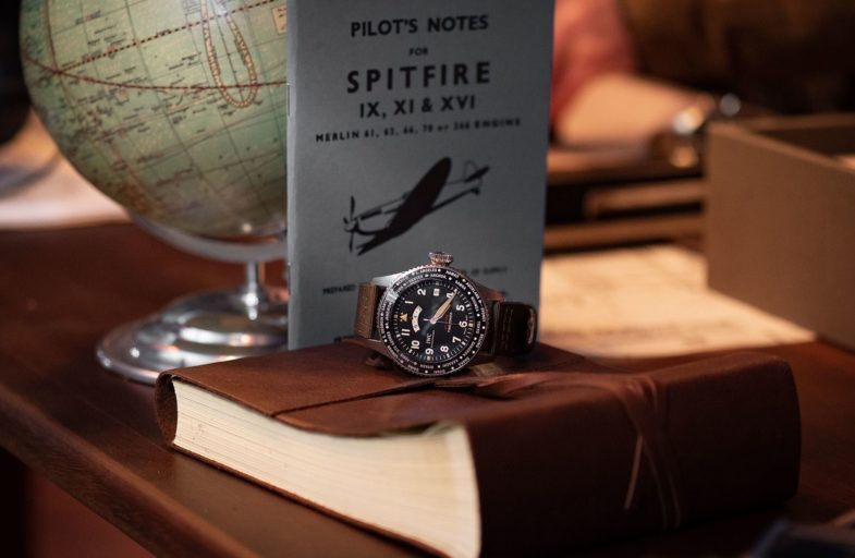 IWC Big Pilot's Watch Big Date Spitfire Edition – миссия выполнена!