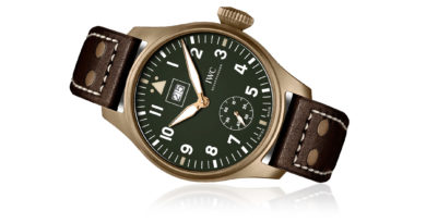 IWC Big Pilot's Watch Big Date Spitfire Edition – миссия выполнена!