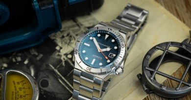 Spinnaker Boettger Automatic Limited Edition и знаменитый побег