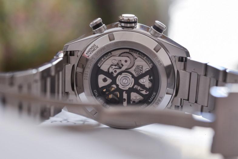 Новая коллекция TAG Heuer Carrera Sport Chronograph