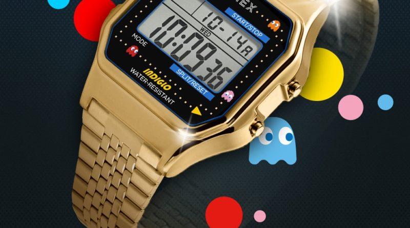 Timex для фанатов ретро-гейминга