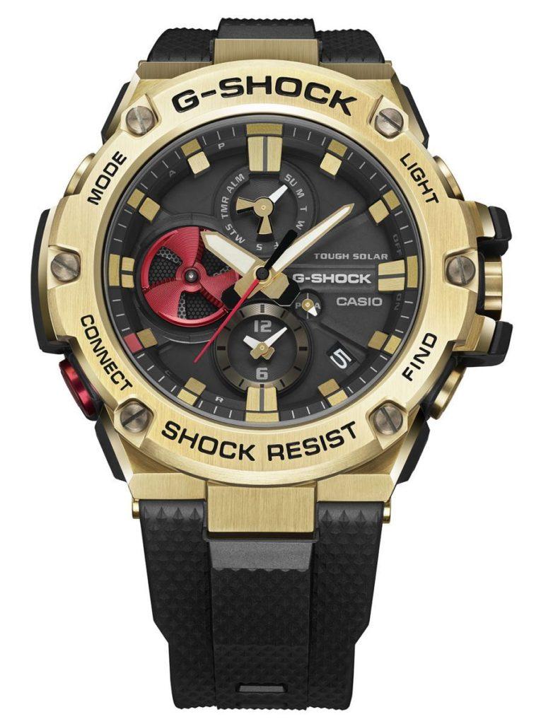 Rui Hachimura x G-Shock GST – Афросамурай