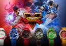 Seiko VS Street Fighter